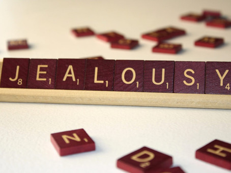 Jealousy won't help you obtain anything! - Vayeishev