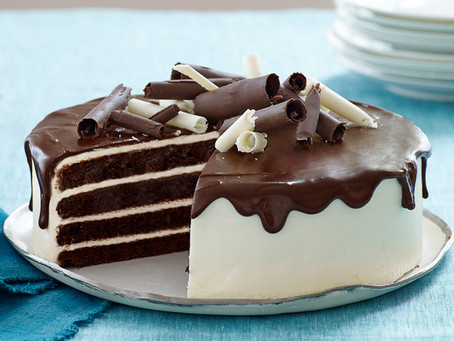 A lesson of cake! - Pinchas