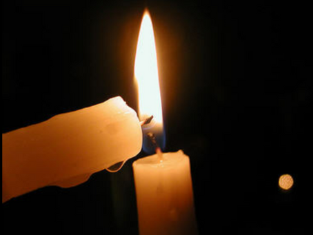 Just Light The Candle - Bamidbar/Shavuot