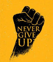 Just Dont Give Up!