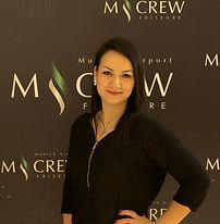 Tülin Karabulut M-Crew Kosmetik