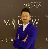 Mustafa Özbilgin M-Crew Frisueure