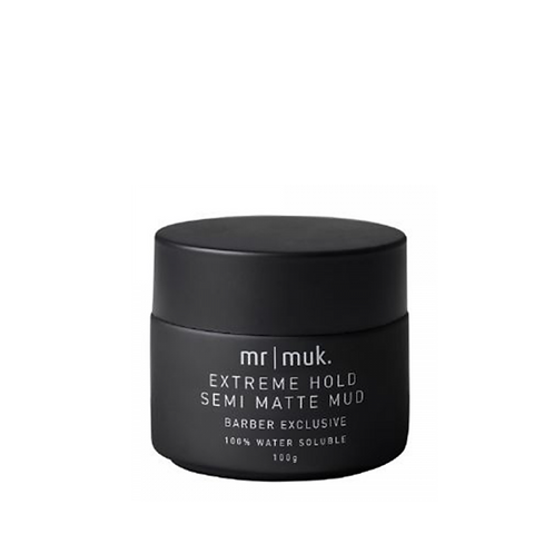 Mr. muk Extreme Hold Semi Matte Mud
