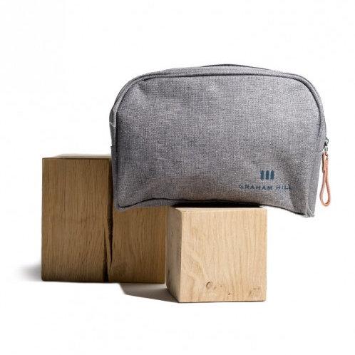 COSMETIC BAG aus Hochwertigem CANVAS