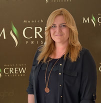 Nadine Kreh M-Crew Friseure