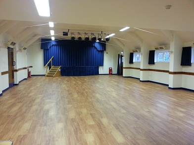 Elford Village Hall s