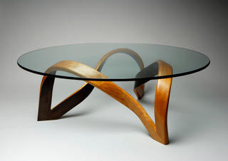 Trefoil Coffee Table