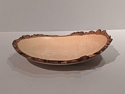 Chatoyance 2 - Natural Edge Bowl