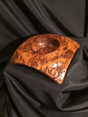Square Winged Bowl