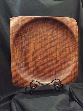 Square Winged Platter