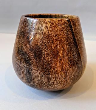Guava Wood Jar