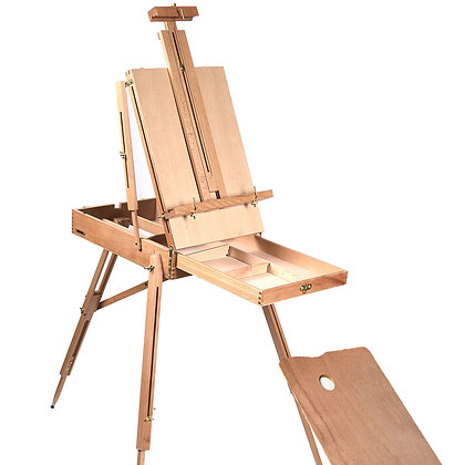 Professional Folding Art Wood Wooden Easel