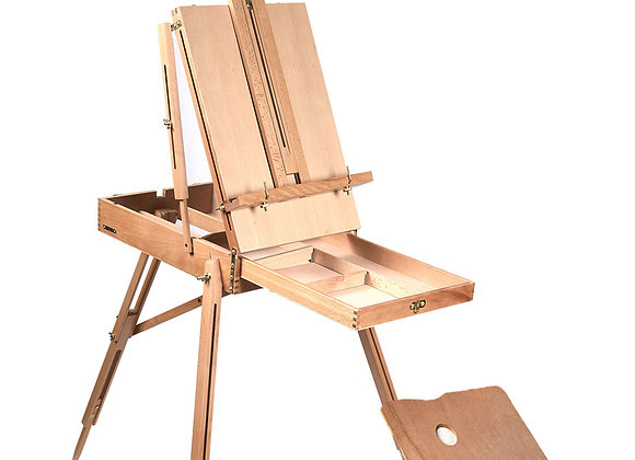 Professional Folding Art Wood Wooden Easel