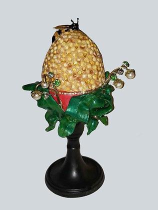 The Bee Garden Egg