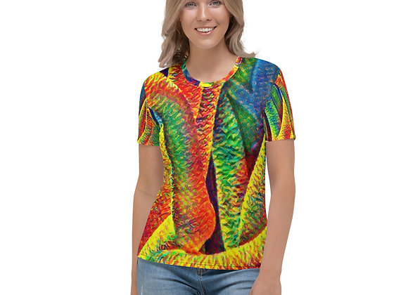 Colorful Women's T-shirt