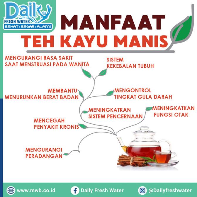 Manfaat Teh Kayu Manis
