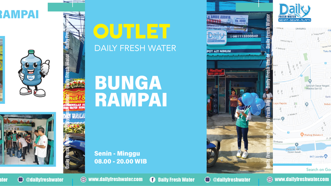 Grand Opening New Outlet