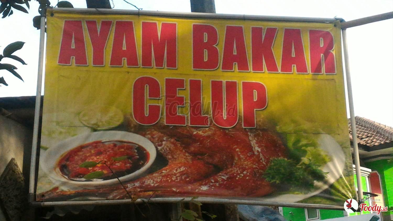 Ayam Bakar Celup
