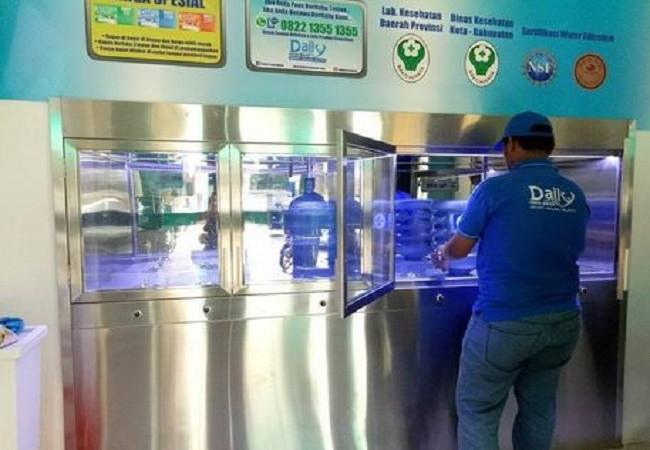 Daily Fresh Water Renovasi 4 Outlet Barunya