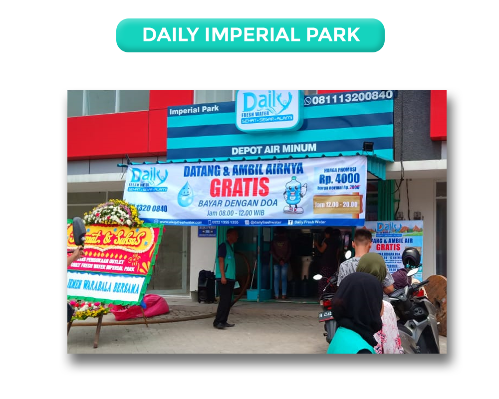 Outlet imperial park