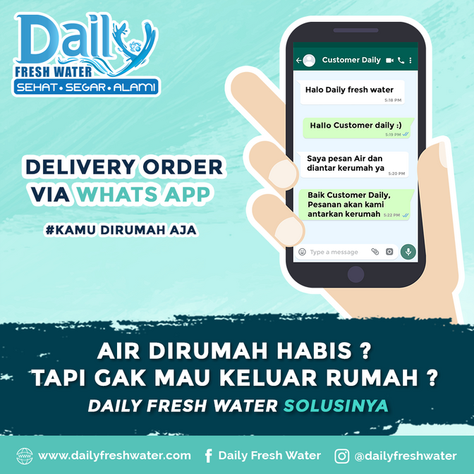 Delivery Order VIia WHATS APP