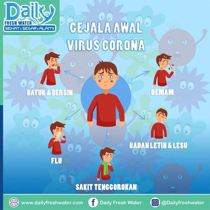 Hati - Hati! Inilah Gejala Awal Virus Corona!