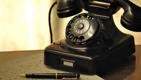 Η ιστορία του τηλεφώνου