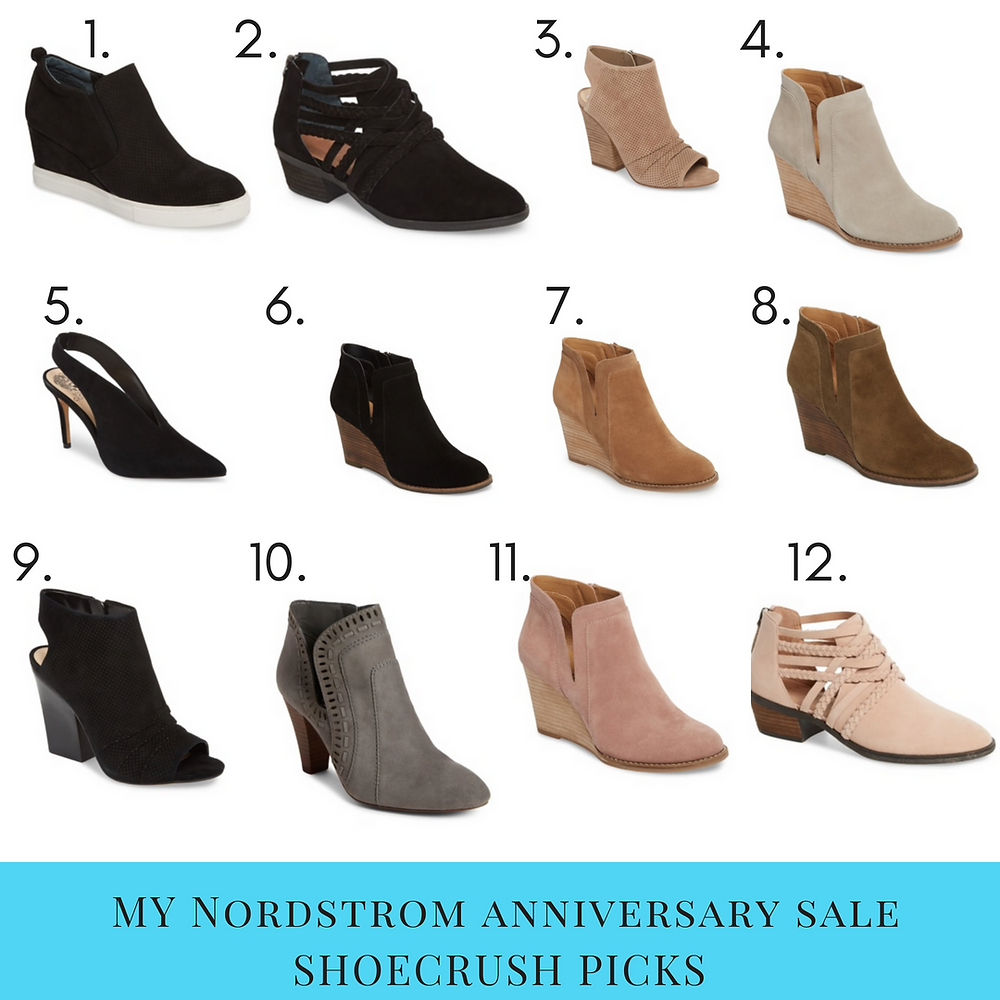 shoe crush picks for nordstrom anniversary sale 2018