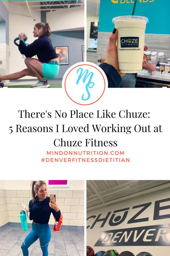 My Chuze Fitness Memberhsip Experience