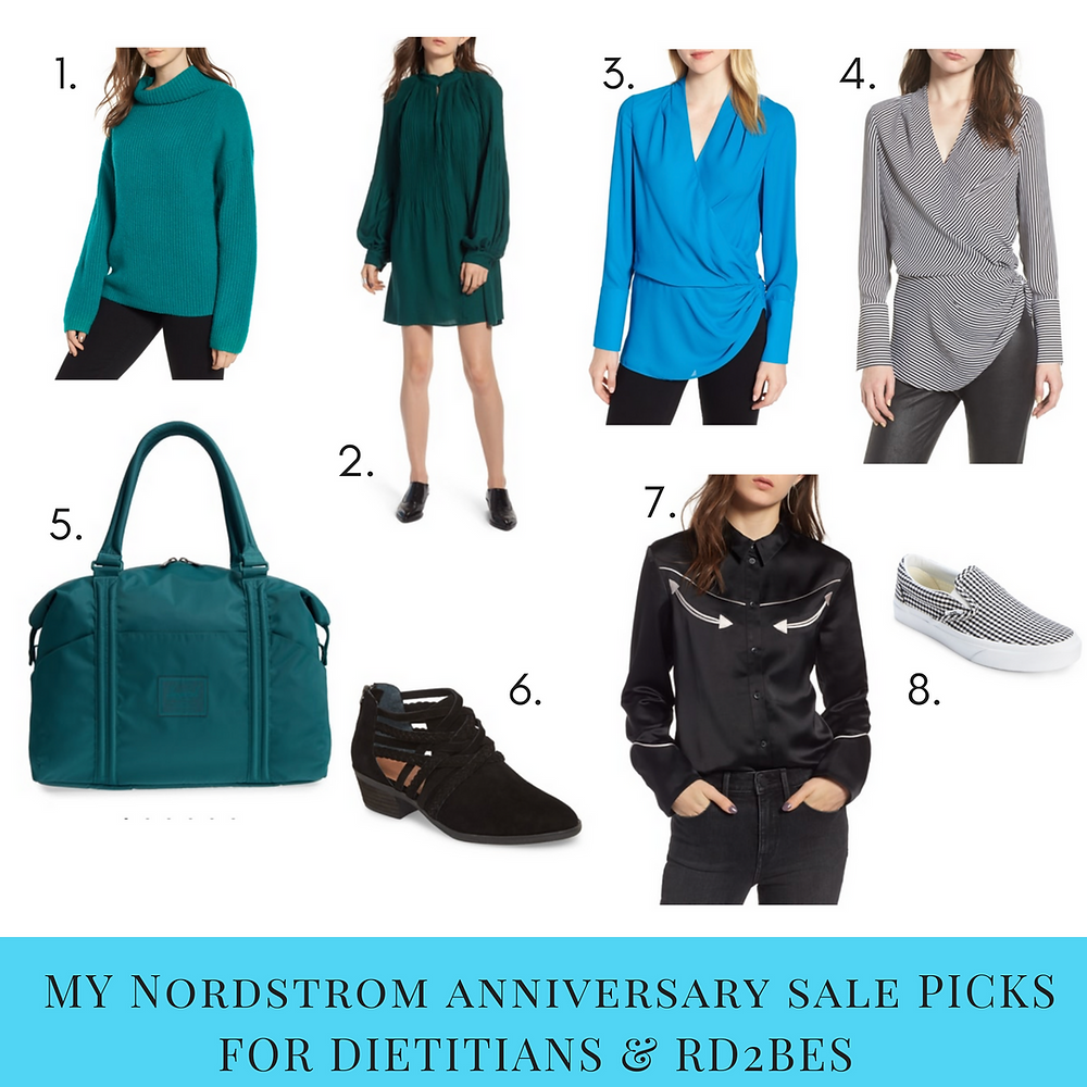 Nordstrom Anniversary Sale Dietetic Internship Clothes