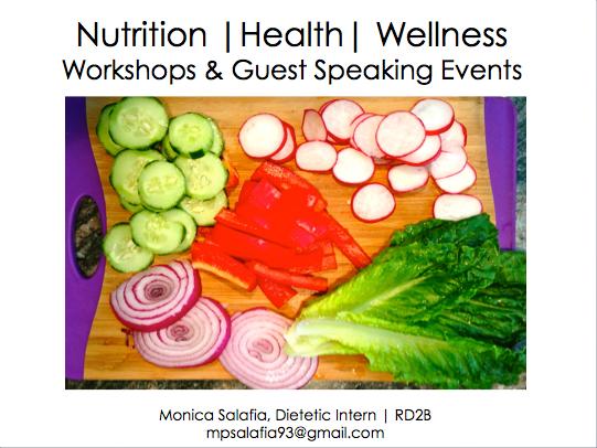 Community Nutrition Workshops in Denver