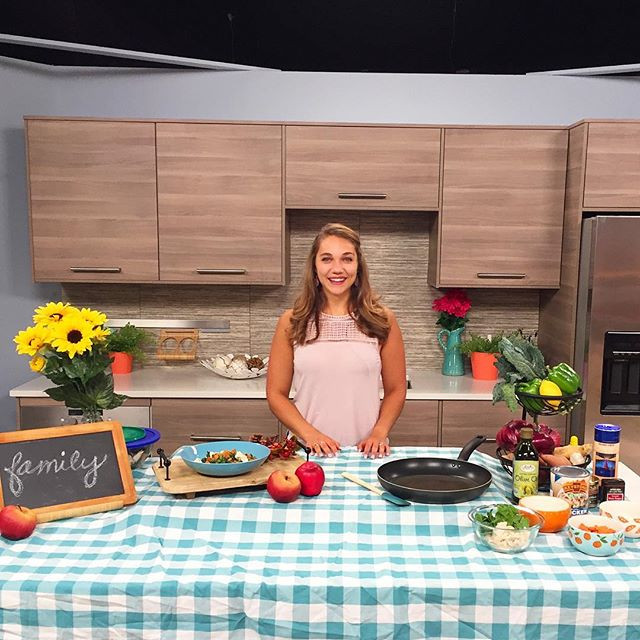Monica Salafia TV Nutrition Expert