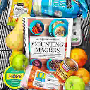 Dietitian's Guide to Counting Macros