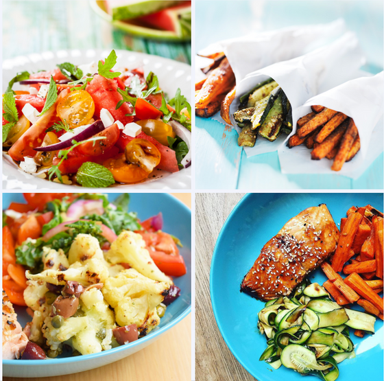 Meal Plans That Will Inspire Your Inner Foodie & Get You on Track!