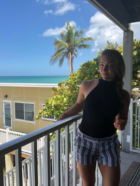 A Family Beach House Vacation in Englewood Florida