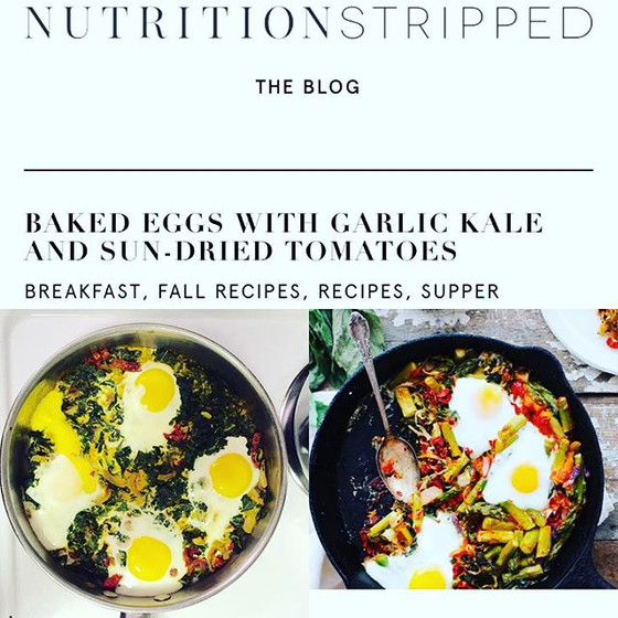 Nutrition Stripped Recipes I Love