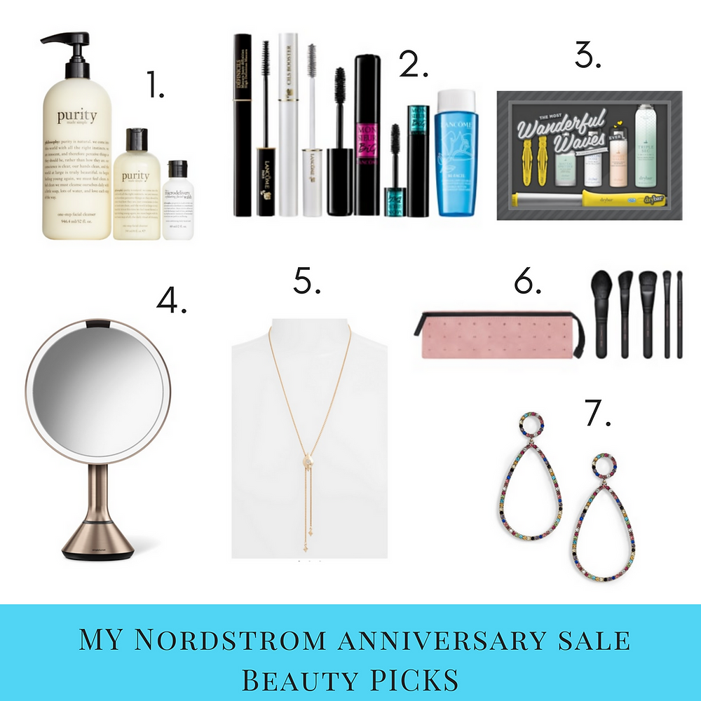 mind on nutrition beauty picks for nordstrom anniversary sale