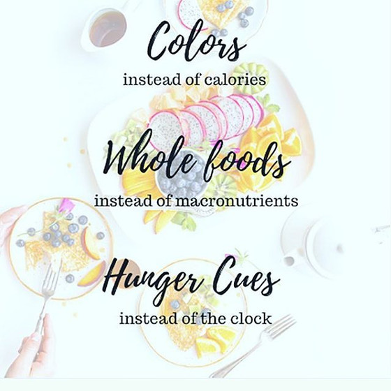 Healthy Eating: 5 Colors a Day Goes a Long Way