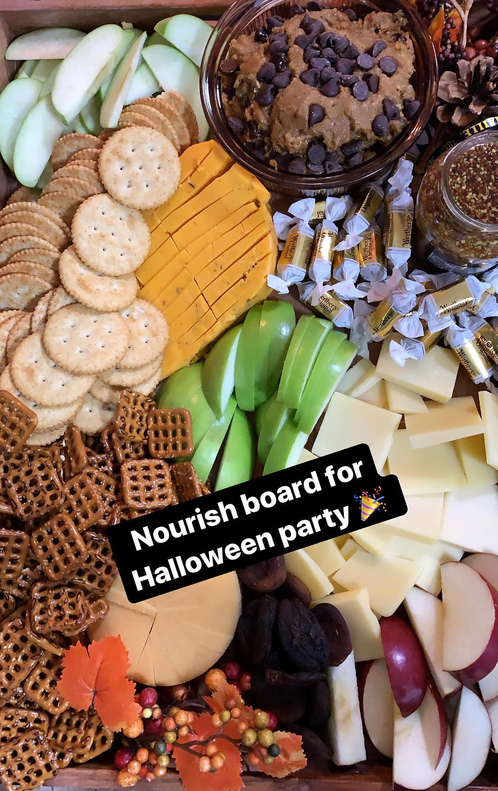 Harvest Theme Nourish Board