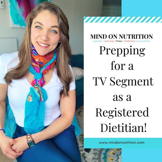 How to Prep for a TV Segment