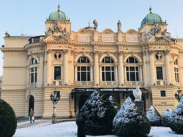 Krakow; The City of Amber and Literature