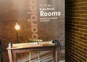 Enda Walsh's 'Rooms' At the Barbican