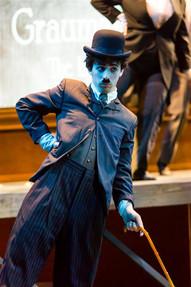 Trevor Braun as Charlie Chaplin (2016)