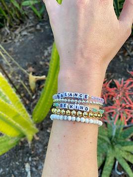 Little Word Project Bracelet
