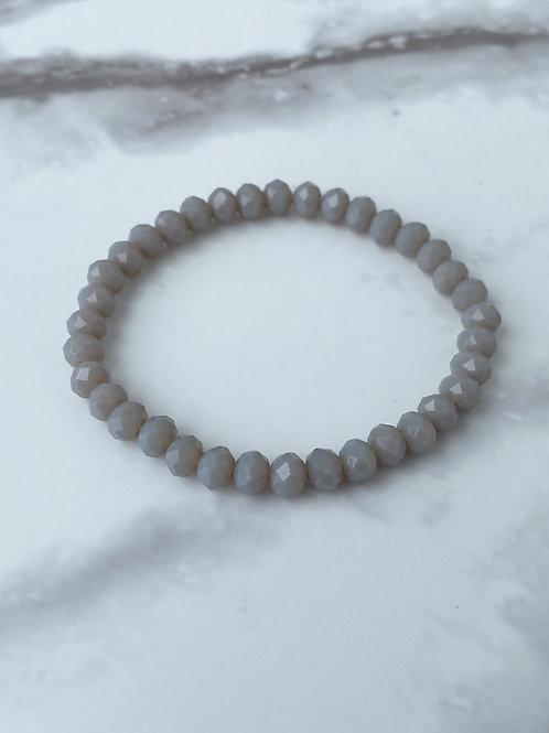 Gray Crystal (6mm)