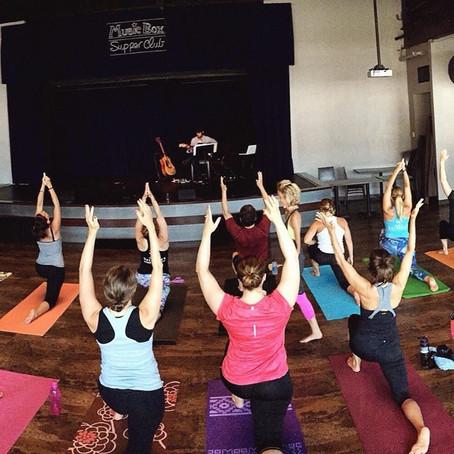 Why Do You LOVE Teaching Yoga?