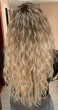 8 Of My Go To Blonde and Curly Hair Products!
