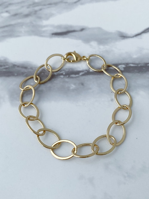 Oval Link Chain