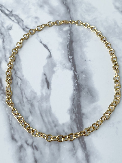 Link Chain - Gold Plated