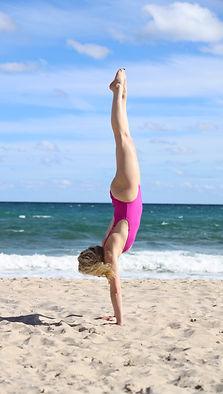 Carrie Treister Yoga